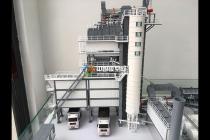 化工设备沙盘模型,合川烟气净化模型
