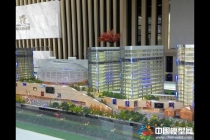 中润广场展示模型 ,银泰广场售楼模型 , 萧山博邑郡销售模型