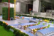 装配式建筑沙盘模型(搭积木式盖房)