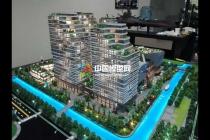 香港商业地产沙盘模型