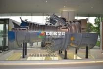 航空发动机模型