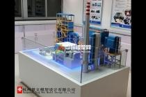 富春江环保科技模型