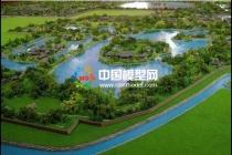 模型公司实录:优秀的沙盘模型环境景观占分60%
