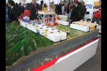 页岩气勘测开发装备一体化沙盘模型