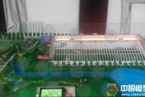 智慧水利农业沙盘模型演示系统