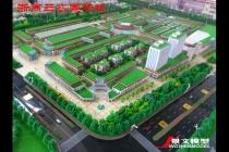 徐州建筑模型-建筑模型制作公司-请认准景文模型