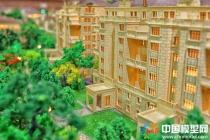制作地产模型中地物设置有着无法忽视的作用