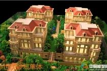 世茂钞坑摩天城售楼建筑模型