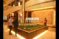 模型公司针对售楼部楼盘建筑模型使用建议