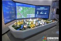 沈阳中国移动展厅:物联网沙盘模型