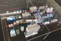 饮料灌装生产线模型