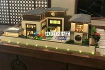 建筑模型出精品不光工艺精湛还要有好的材质