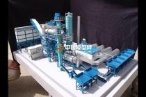 最新机械工业沙盘模型工艺大全