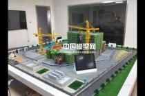 模型公司分析机械工业沙盘模型做法