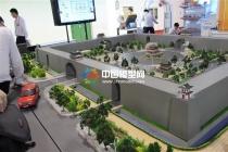 城楼建筑模型,城墙模型