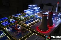环保新能源沙盘模型多应用组合处理
