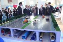 最新管廊沙盘模型