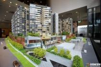 新加坡POIZ住宅项目建筑模型