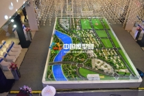 恒大城售楼模型
