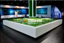 规划沙盘模型成为规划展览馆必不可少的展具