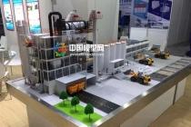 搅拌站模型应用于各种基础工程