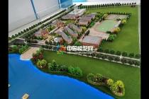鄂州市第二中学沙盘模型
