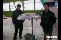 飞机模型,国产大飞机模型,航天工业模型