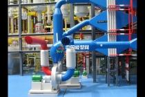 石化装置配管模型