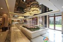 合肥葛洲坝国际中心展示沙盘模型