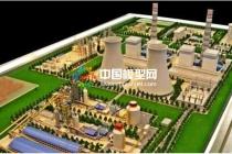 工厂总体规划沙盘模型企业馆必备展具