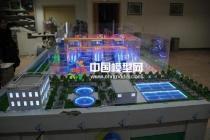 工业沙盘模型维护与普通建筑模型区别大