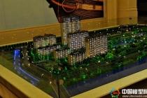 朗诗玲珑玙售楼建筑模型