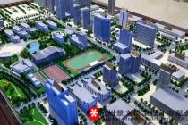 浙江金融职业学院社会模拟沙盘模型