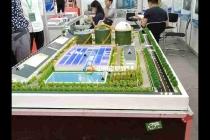 农业养殖沙盘模型