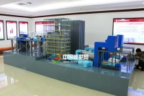 燃气发电供热机组模型,热电联产模型