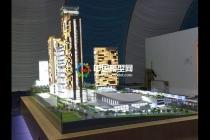 马来西亚楼盘建筑模型