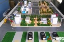 智慧交通沙盘模型制作内容与解析