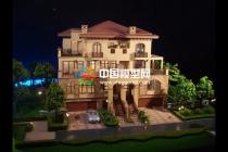 模型公司浅谈别墅沙盘模型设计制作心得及工艺