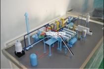 固体废物裂解设备模型