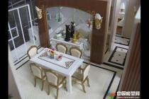 房地产户型模型,户型结构模型,剖面模型