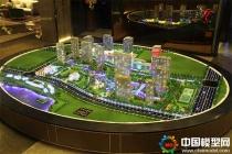 杭州绿地华家池壹号售楼展示模型