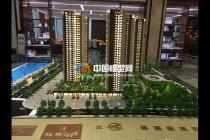 滨江时光园楼盘沙盘模型