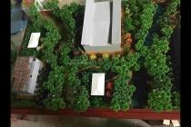 华为实验室沙盘模型,马来西亚原生态燕屋沙盘模型