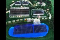光伏生态农业解决方案沙盘模型
