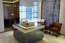 沙盘模型展示形态的变化随着技术的发展而改变