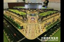 万颐广场建筑模型,售楼展示沙盘模型
