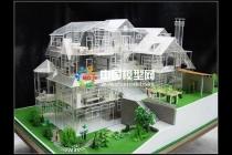 建筑模型工艺复杂,根据不同用途选定方案
