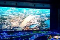 武汉城市规划馆多媒体数字沙盘模型