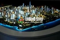 城市规划模型运用电子技术多维度展示