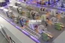 广西智能制造促进中心沙盘模型